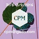 CPM Collection Premiere Moscow (31 августа - 03 сентября 2016 г.) г. Москва