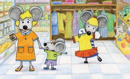 магазин картинки детские