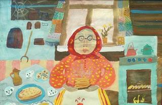 Конкурс рисунков бабушка любимая моя