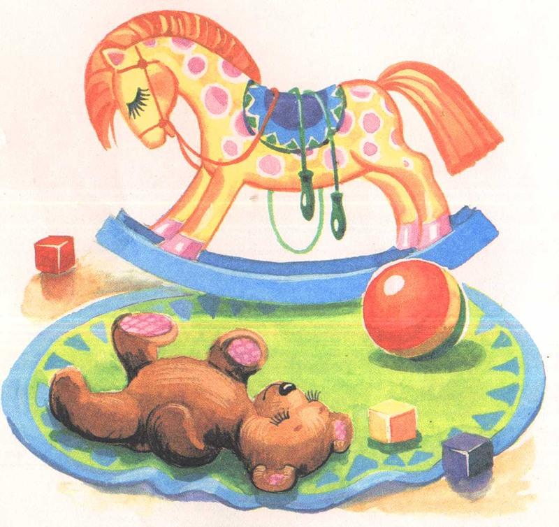 Усталые игрушки картинки