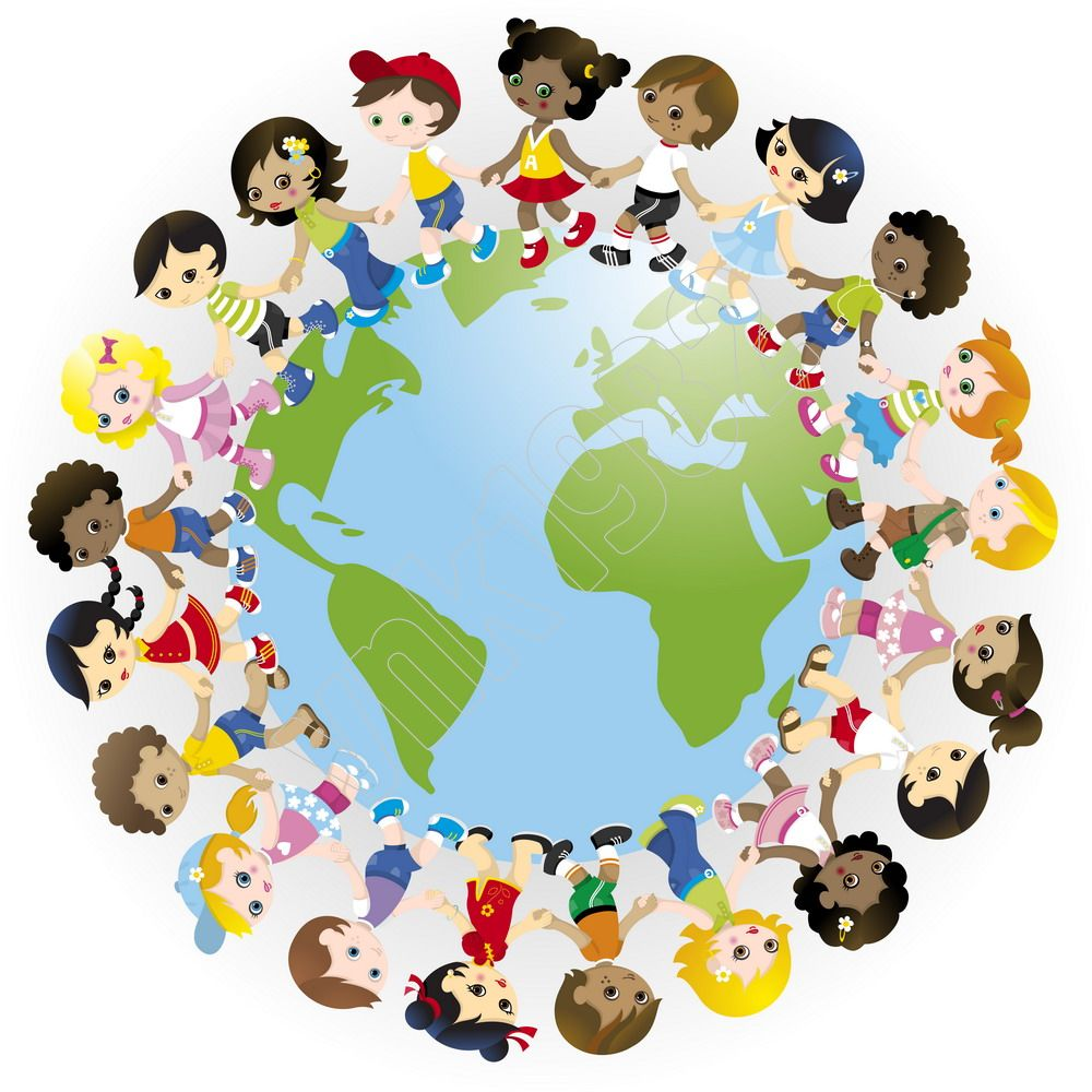 картинка для детей круг