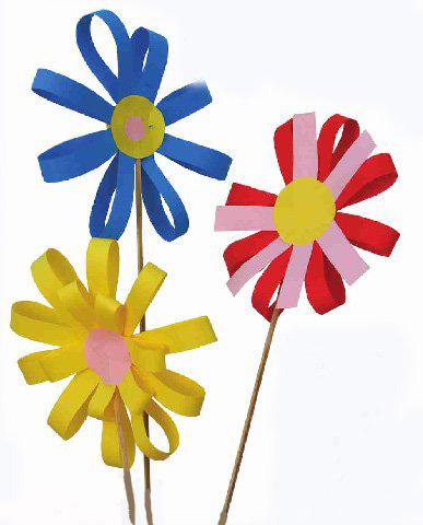 Цветы из фанеры своими руками