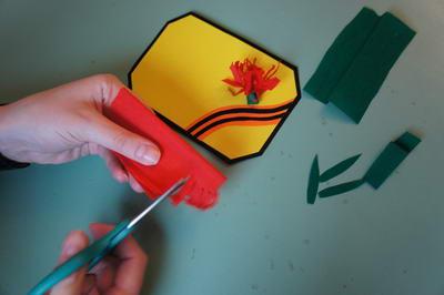 Гофрированная картон поделки своими руками