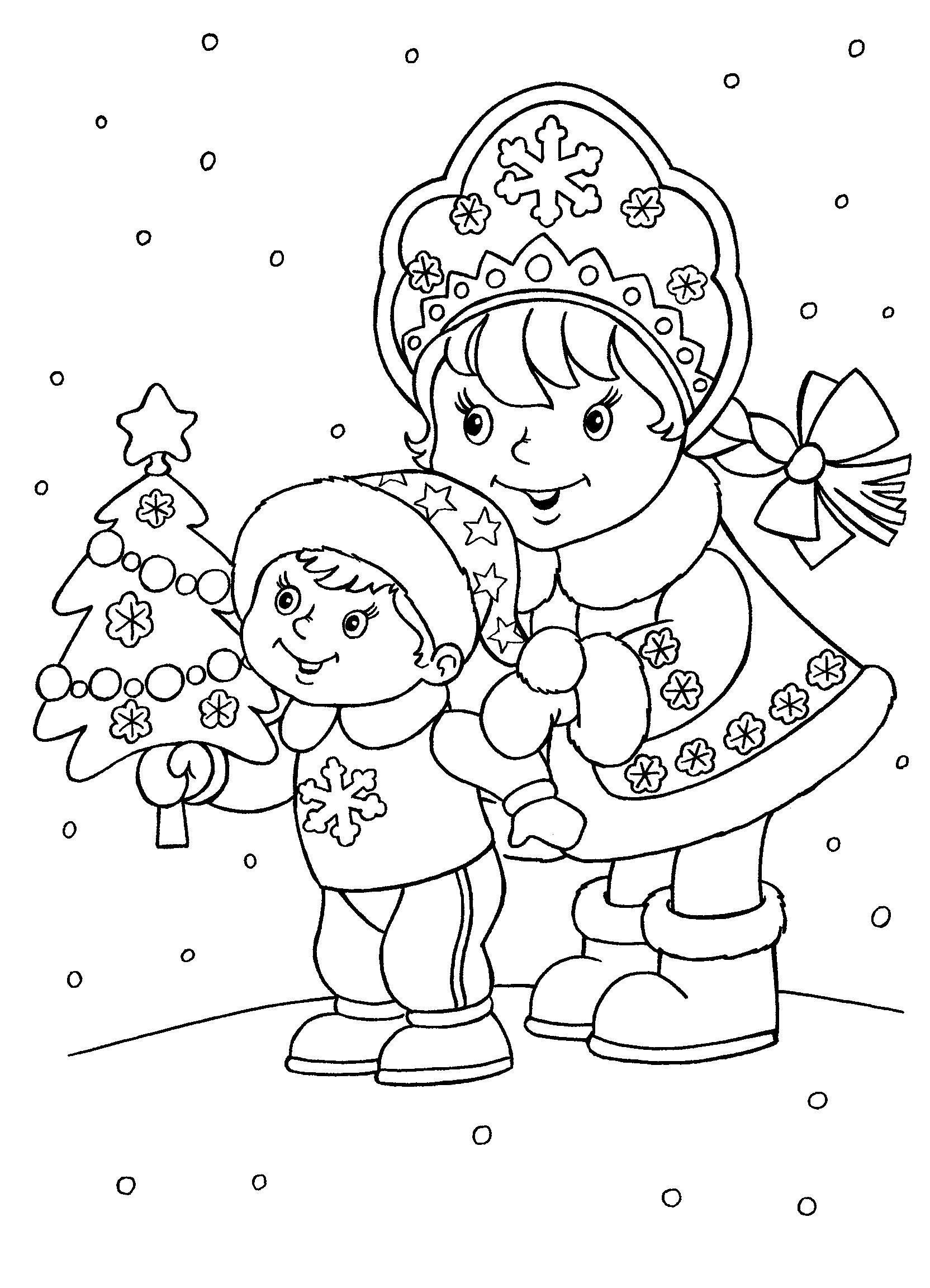 Картинки рисунки новогодние, слоником газеты