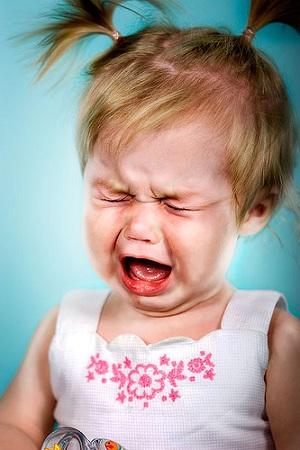 фото плачущёго ребёнка