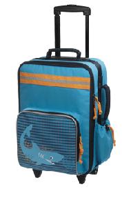 Сумка-чемодан на колесиках мини.